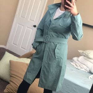 Turquoise Trench